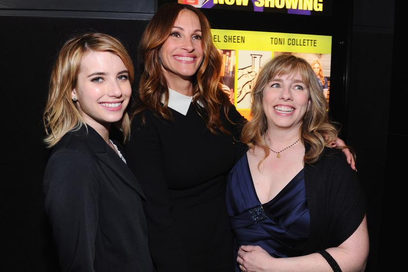 Emma Roberts, Julia Roberts és Lisa Roberts.