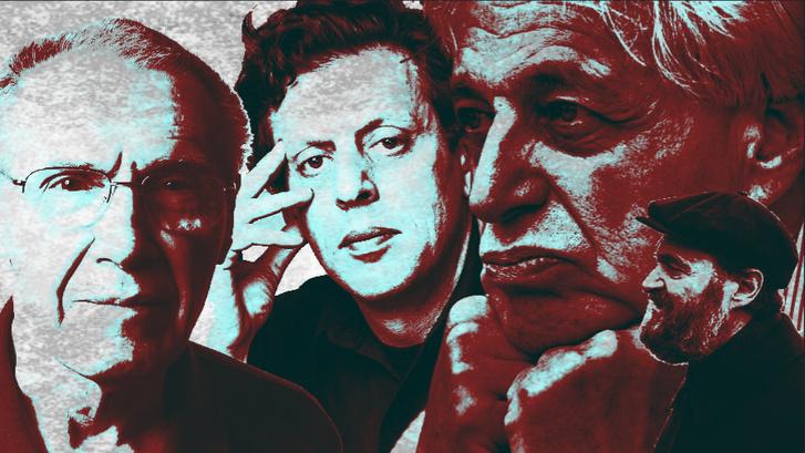 Kurtág, Philip Glass, Ligeti, Arvo Pärt