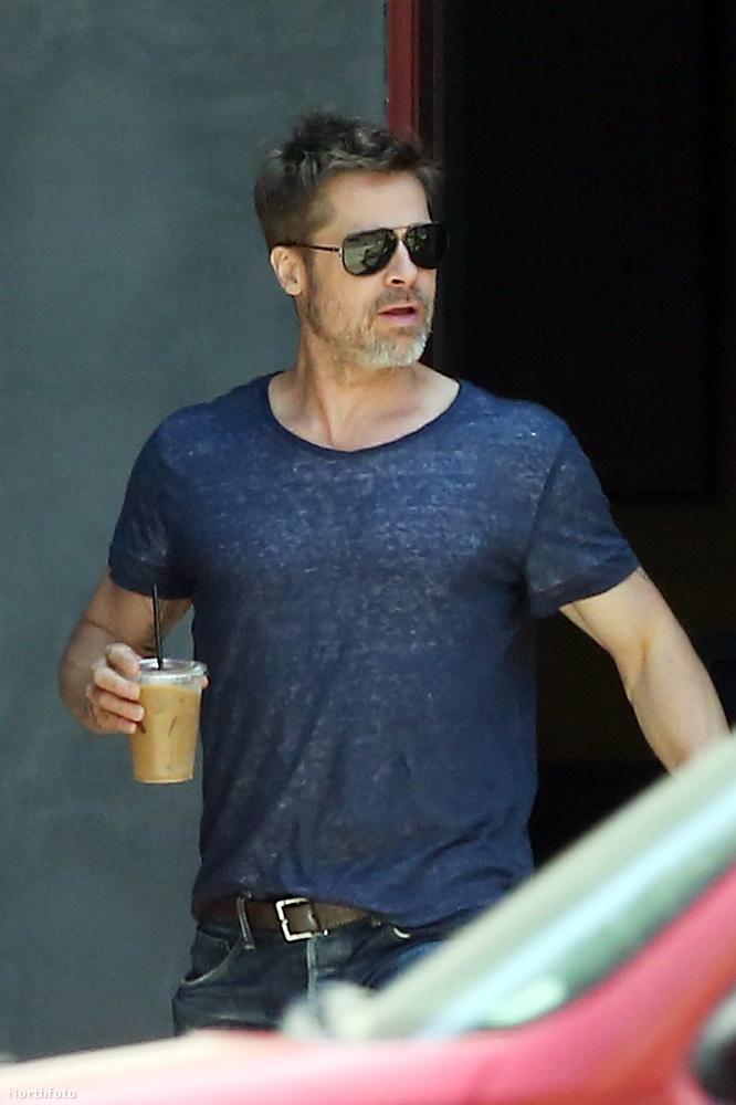 Mostanában rendszeresen kifejezzük aggodalmunkat Brad Pitt egészségi állapota miatt, mivel tőle szokatlan módon az utóbbi időben ijesztően lesoványodott