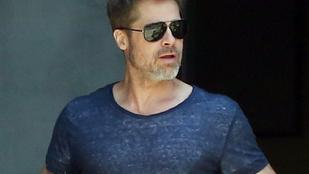 Brad Pitt végre az emberesedés útjára lépett