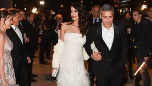 Hiába költött egy halom pénzt angol birtokára, George Clooney elköltöztetné családját