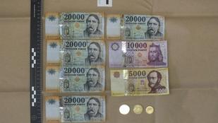 A plébániáról lopott pénzből lett motortulajdonos egy magyarbánhegyesi férfi
