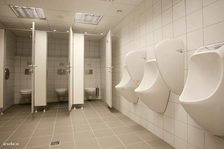 2011-ben megnyitott nyilvános vécé a Városligetben