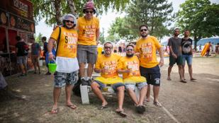 Brazíliából utaztak a Balaton Soundra, hogy itt tartsanak legénybúcsút