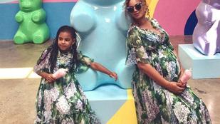 Beyoncé kislánya is rappel Jay Z új albumán