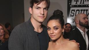 Ashton Kutcher és Mila Kunis pont úgy élvezi Szentendrét, ahogy ön szokta
