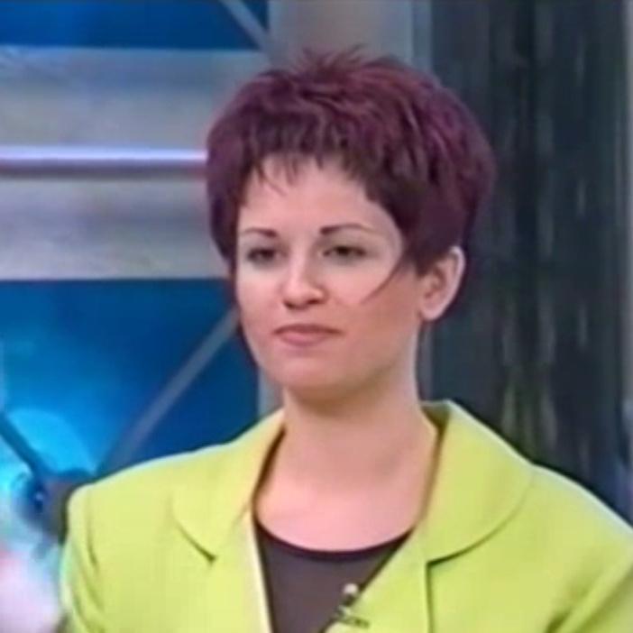 Pokrivtsák Mónika így nézett ki 1997-ben, amikor az akkor induló RTL Klub munkatársa lett. A Meri vagy nem meri?, a Mire gondolok?, a Joker, a Teleparti, a Találkozások és a Játékzóna című adásokat vezette.