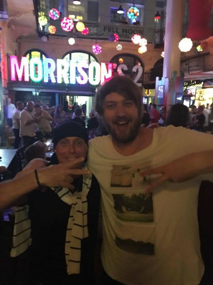 DJ Dominique és én