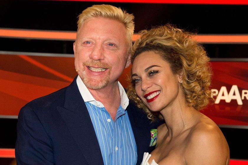 Boris Becker és Lilly 2009 óta házasok, de még mindig dúl köztük a szerelem.