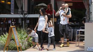 Megan Foxék családi élete több mint kiegyensúlyozott