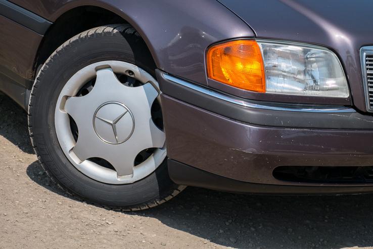 Vajon miért van krómszegélyes Elegance-lökhárító a Classic kivitelű autón?