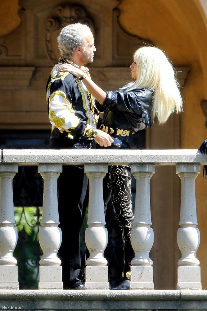 Ő alakítja majd Donatella Versacét, a világhírű divattervező testvérét az American Crime Story sorozat második évadában