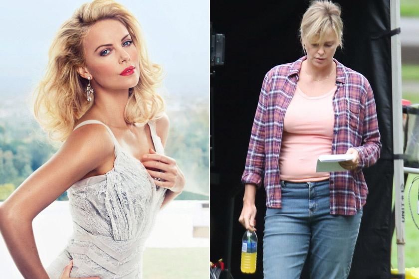 A színésznő három hónap alatt szedett fel 20 kilót - nem csoda, hogy belebetegedett a hízásba.