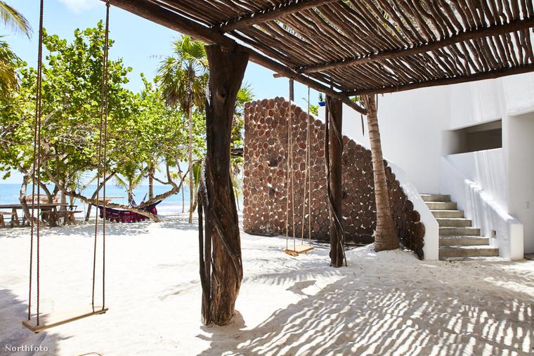 A kolumbiai drogbáró egyik villáját kicsit kicsinosították, hogy luxushotelként üzemeltessék tovább.