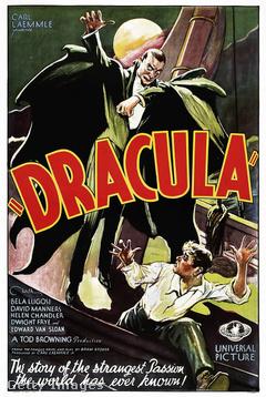 A legendás 1931-es Drakula
