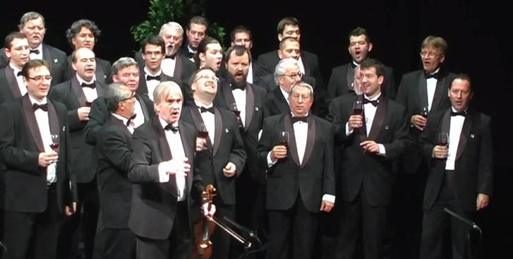 Bartók Béla Férfikar