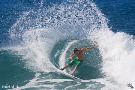 2009-ben Hawaii partjainál