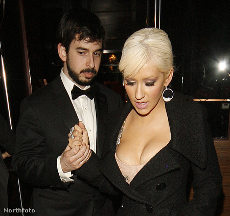 Jordan Bratman és Christina Aguilera