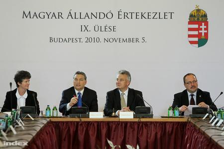 Orbán Viktor a Máérten (Fotó: Barakonyi Szabolcs)