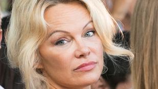 Pamela Anderson szexi vegán éttermének annyi