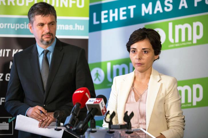 Hadházy Ákos és Jancsó Andrea Katalin