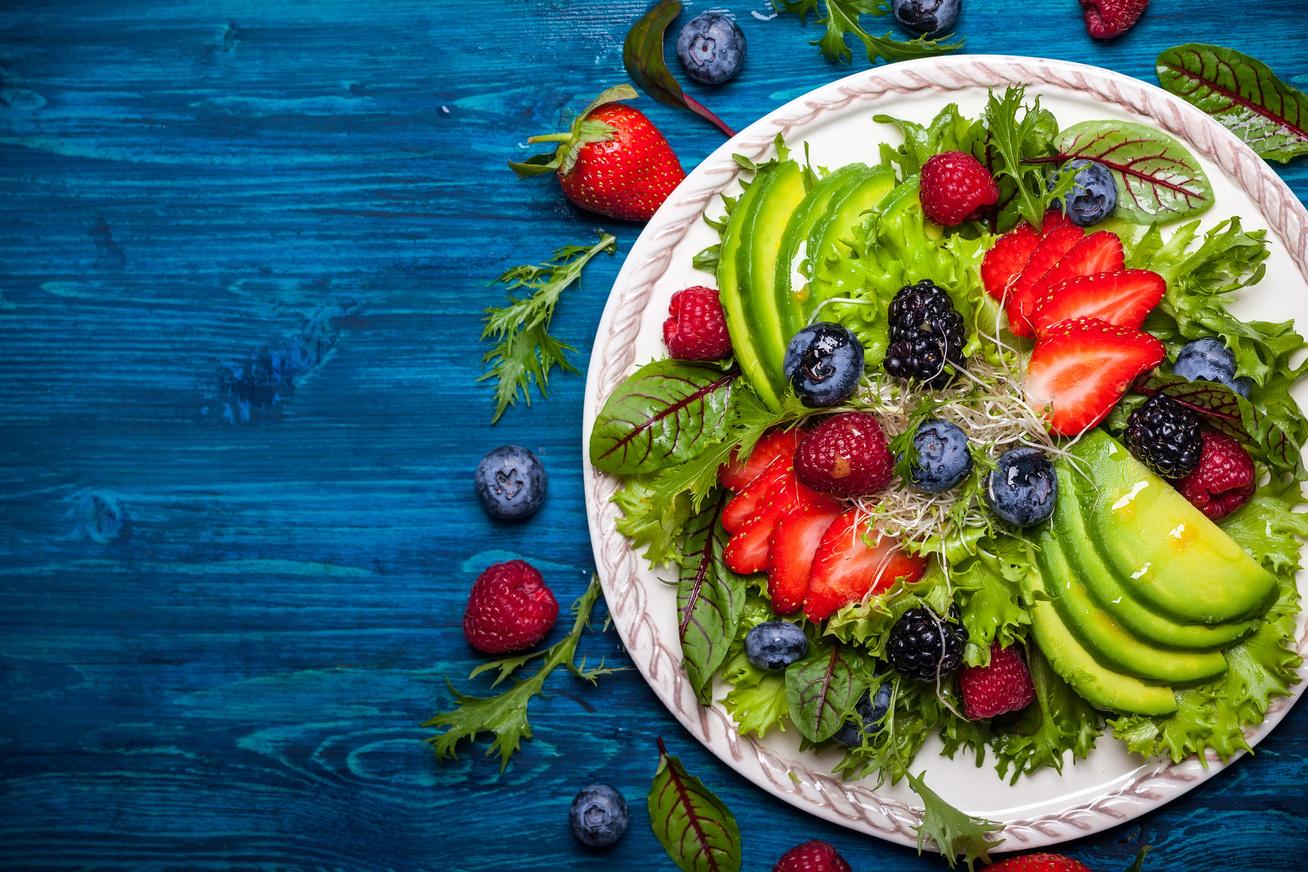 bogyos salata