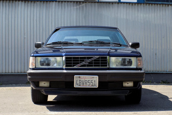 Volvo 780 1986