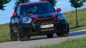 Mini Countryman John Cooper Works – 2017.