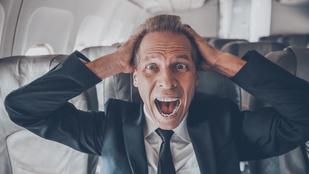 Fél a repüléstől? Akkor ez most el fog múlni