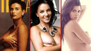 26 éve nézzük híres nők meztelen címlapjait