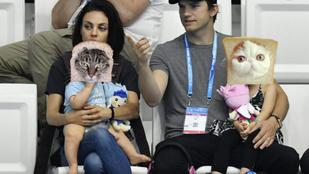 Ashton Kutcher a magyar sajtónak is üzeni: légyszi, ne posztoljátok már a gyerekimről készült képeket, köszi