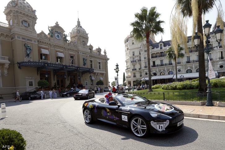 A Monte Carlo Casino