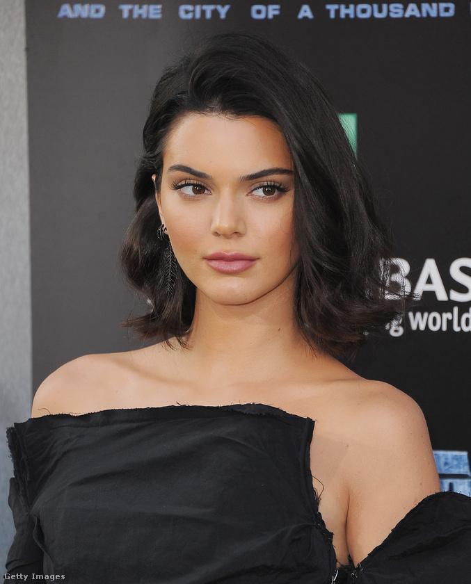 Hivatását tekintve ő egy modell, de ahol híres emberek csinálnak valamit, ott elő fog fordulni.