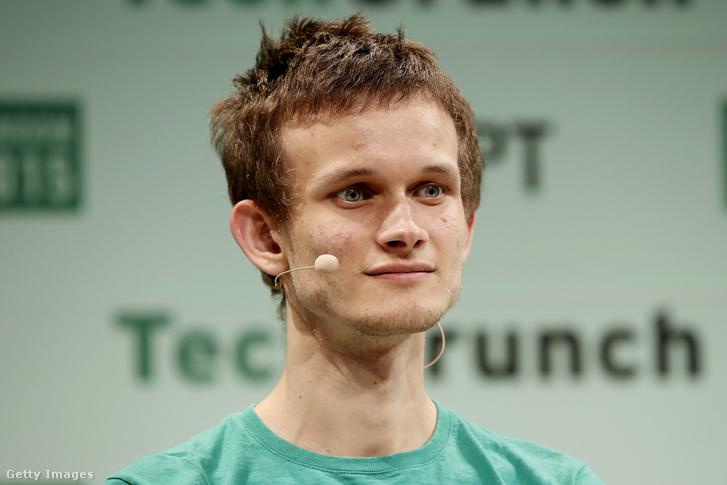 Vitalij Buterin, az Ethereum alapítója
