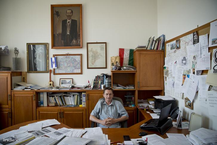 Csach Gábor alpolgármester