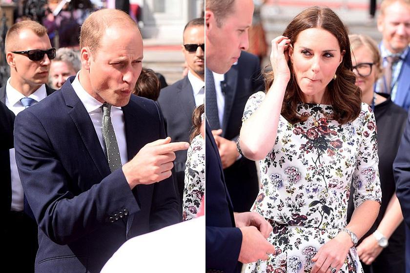 A lengyel Goldwasser kifogott rajtuk: Vilmos herceg próbálta dicsérni, de Katalin csak annyit nyögött ki, hogy neki ez nagyon-nagyon erős.