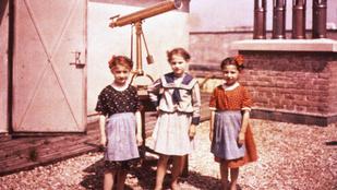 Nézze meg, a '20-'30-as évek Európáját egy kémikus professzor fotóin!