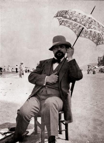 Debussy a tengerparton