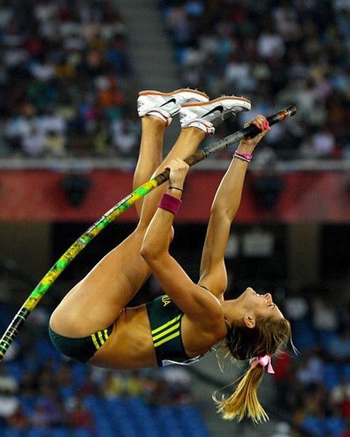 2011-ben éppen a következő évi londoni olimpiára készült, amikor észrevette, hogy valami nagyon nem stimmel vele