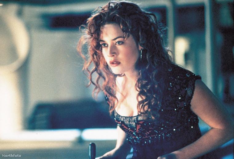 Kate WinsletMíg DiCaprio aputestű és szőrösebb lett, Kate Winslet inkább pozitív irányba változott