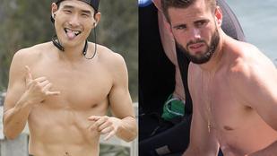 Beugratós! Melyikük a színész, melyik a sportoló?