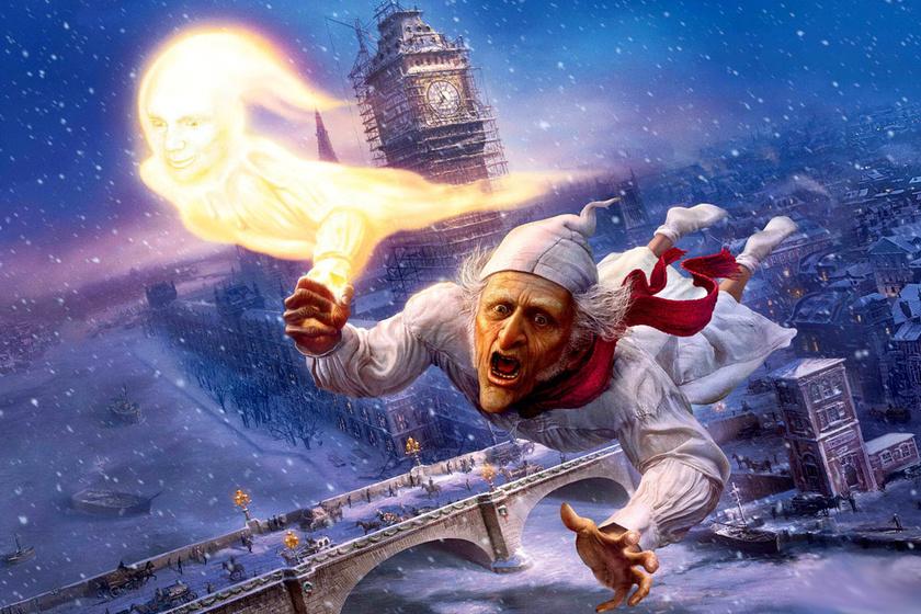 Dickens halhatatlan története, a Karácsonyi ének több filmadaptációt is megért. Mi most a 2009-es animációs változatot ajánljuk, melyben Jim Carrey kölcsönzi hangját a kapzsi, szívtelen öregembernek.
