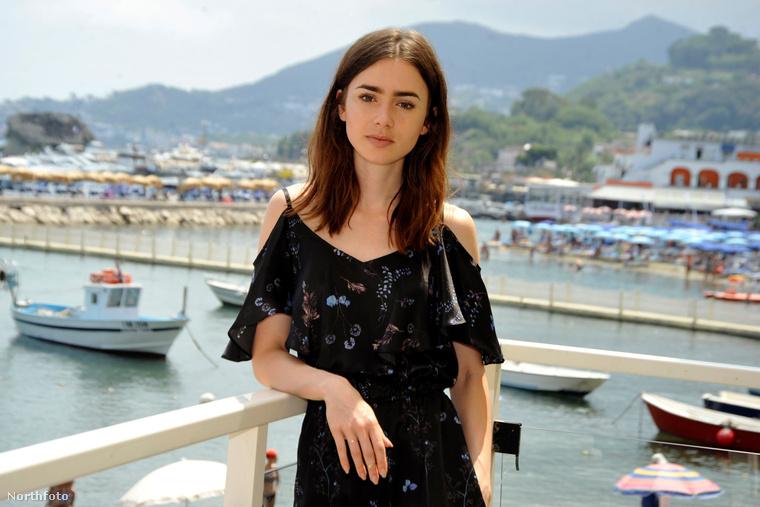 Egyet se féljen, Phil Collins lánya, Lily Collins bemutatja, hogy kell üdülni Olaszországban.