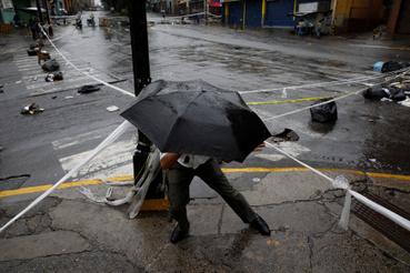 A dél-amerikai fővárosban teljesen megbénult az élet.