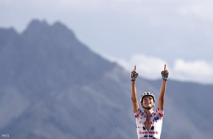 Warren Barguil nyerte a Tour de France 18. szakaszát