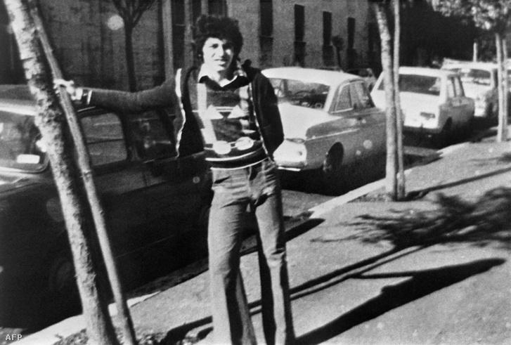 Giuseppe Pelosi a '70-es években