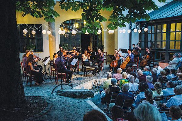 az Anima Musicae Kamarazenekar