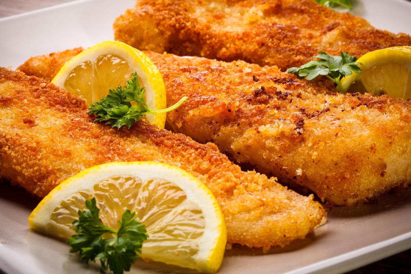 Nem hullik szét a rántott hal, ha így csinálod - Kívül ropogós, belül finom puha