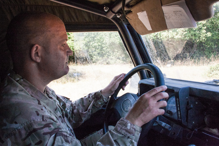Szeretik a Land Rovert, mert megbízható és könnyen javítható