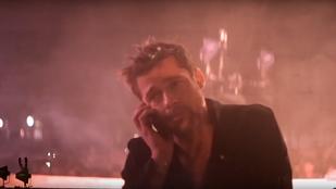 Úgy tűnik, Brad Pittnek van egy igazi férfi szerelme